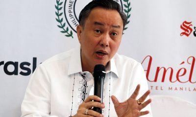 Tiebreaker Times POC favors postponing of Tokyo Olympics 2020 Tokyo Olympics News POC/PSC  Philippine Olympic Committee International Olympic Committee Coronavirus Pandemic Bambol Tolentino