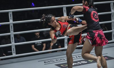 Tiebreaker Times Gina Iniong wants to cap off year with SEA Games gold Kickboxing News ONE Championship  Team Lakay Gina Iniong 2019 SEA Games - Kickboxing 2019 SEA Games