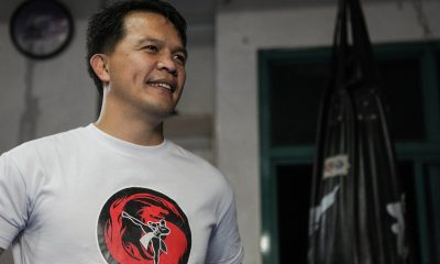 Tiebreaker Times Mark Sangiao hopes to replicate same Team Lakay magic with Kickboxing NT 2019 SEA Games Kickboxing News ONE Championship  Team Lakay Mark Sangiao 2019 SEA Games - Kickboxing 2019 SEA Games