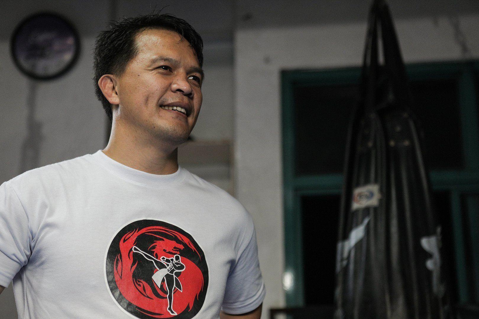 Tiebreaker Times Mark Sangiao hopes to replicate same Team Lakay magic with Kickboxing NT 2019 SEA Games Kickboxing News ONE Championship  Team Lakay Mark Sangiao 2019 SEA Games - Kickboxing 2019 SEA Games