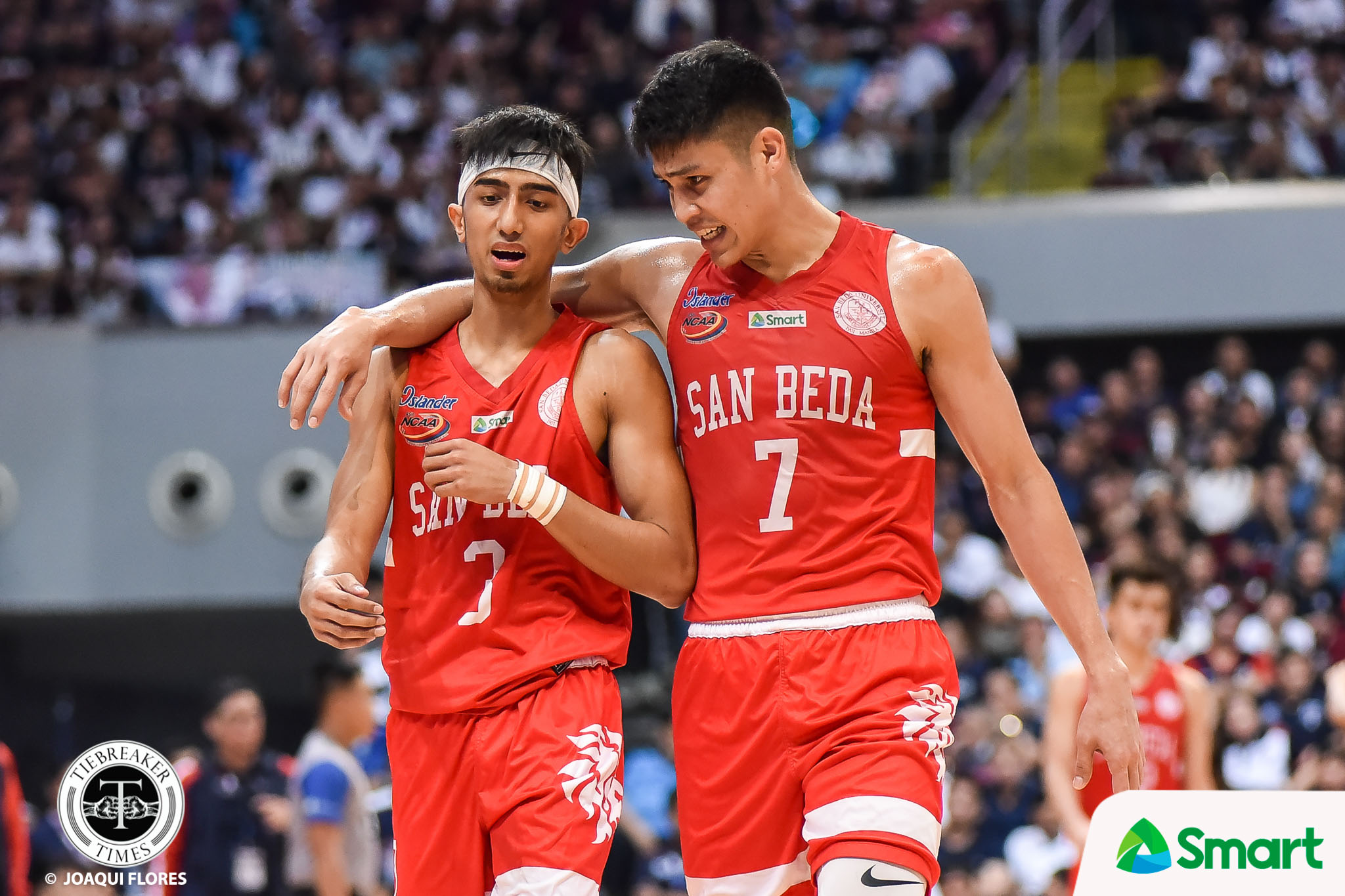 Tiebreaker Times Evan Nelle confirms La Salle transfer: 'I need to chart a new path forward' Basketball DLSU NCAA News SBC UAAP  UAAP Season 84 Men's bASKETBALL UAAP Season 84 San Beda Seniors Basketball NCAA Season 96 Seniors Basketball NCAA Season 96 James Canlas Evan Nelle DLSU Men's Basketball