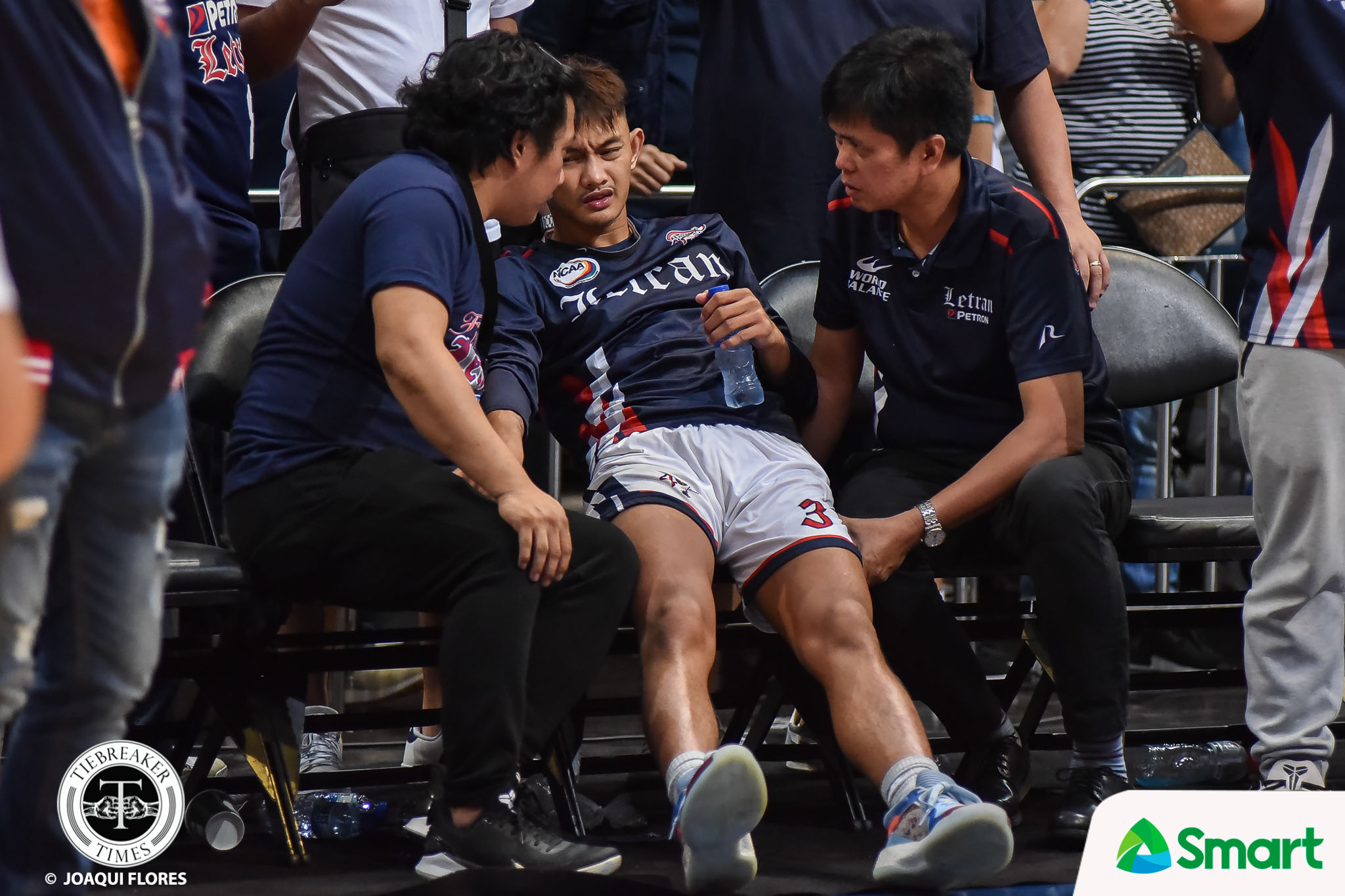 Tiebreaker Times Fran Yu laments not being there for Letran late Basketball CSJL NCAA News  NCAA Season 95 Seniors Basketball NCAA Season 95 Letran Seniors Basketball Fran Yu