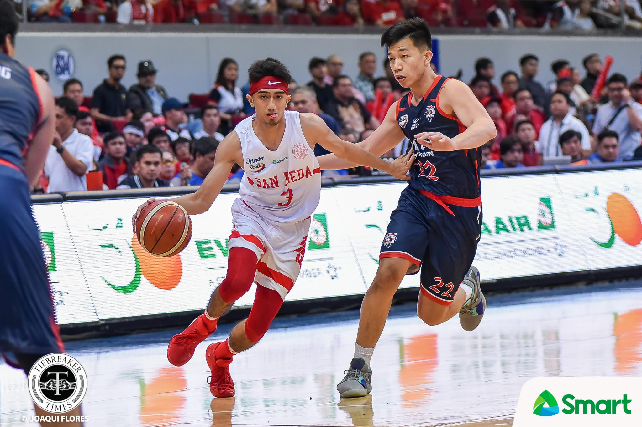NCAA-95-SBU-vs.-CSJL-Nelle-1354 Fast and Furious tandem with Mark Nonoy excites Evan Nelle Basketball DLSU News UAAP  - philippine sports news