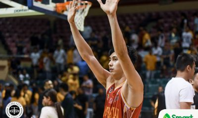 Tiebreaker Times Allyn Bulanadi has no regrets as time in San Sebastian ends Basketball NCAA News SSC-R  San Sebastian Seniors Basketball NCAA Season 95 Seniors Basketball NCAA Season 95 Allyn Bulanadi