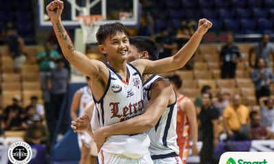 Tiebreaker Times Letran survives Ilagan-led San Sebastian comeback, advances to semis Basketball CSJL NCAA News SSC-R  San Sebastian Seniors Basketball RK Ilagan NCAA Season 95 Seniors Basketball NCAA Season 95 Letran Seniors Basketball Jerrick Balanza Fran Yu Bonnie Tan Bonbon Batiller Allyn Bulanadi