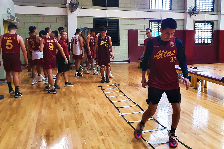 NCAA-Season-96-Perpetual-Nikko-Paranada Ex-Adamson Soaring Falcon Nikko Paranada transfers to Perpetual Basketball NCAA News UPHSD  - philippine sports news