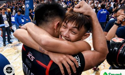 Tiebreaker Times Fran Yu bags Finals MVP trophy but loses NCAA championship medal Basketball CSJL NCAA News  NCAA Season 95 Seniors Basketball NCAA Season 95 Letran Seniors Basketball Fran Yu