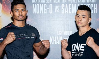 Tiebreaker Times Unsatisfied with last win, Ev Ting to stop Amir Khan Mixed Martial Arts News ONE Championship  one: edge of greatness Ev Ting Amir Khan