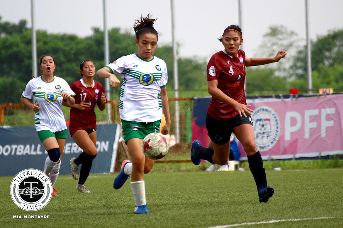 PFFWL-2019-Wk15-M3-Nomads-FC-dr-Maroons-FC-Akillian-Buhain UST climbs back to second as PFFWL leader La Salle endures shock draw Uncategorized  - philippine sports news