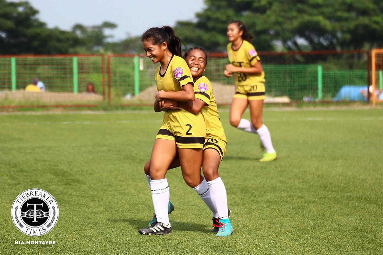 PFFWL-2019-Wk15-M5-Tigers-FC-def-GAU-FC-Piano-Fernandez-Prado UST climbs back to second as PFFWL leader La Salle endures shock draw Uncategorized  - philippine sports news