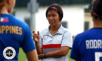 Tiebreaker Times SEA Games a big chance for women's football to boom, says Let Dimzon 2019 SEA Games Football News  Let Dimzon 2019 SEA Games - Football 2019 SEA Games