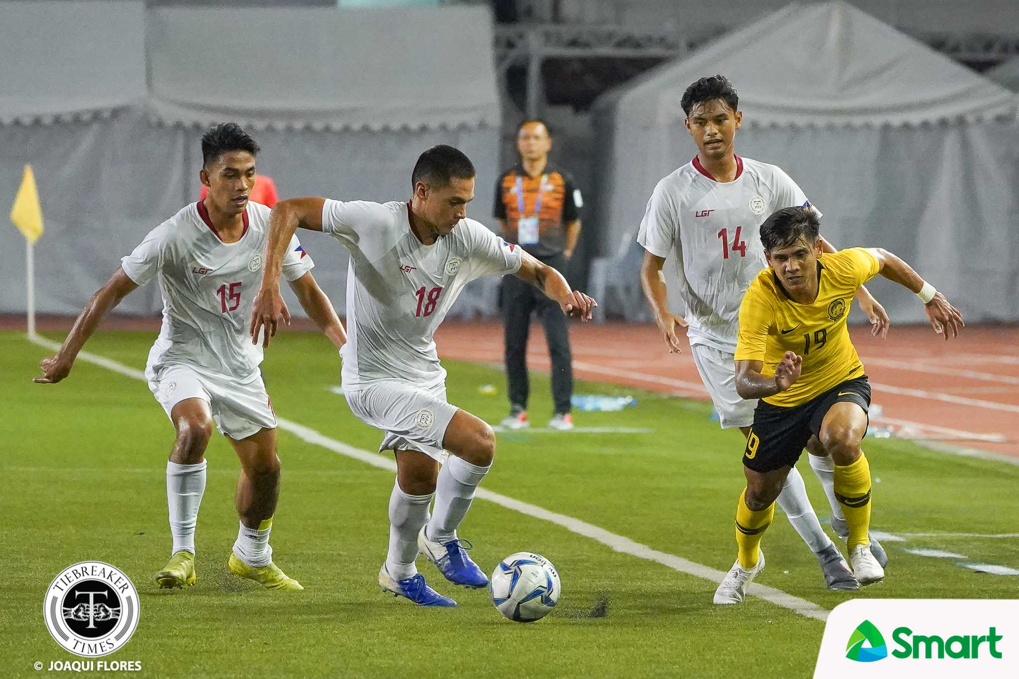Tiebreaker Times Stephan Schrock out to lift U22 Azkals: 'These are my kids' 2019 SEA Games Football News Philippine Azkals  Stephan Schrock Philippine Under-22 Men's National Football 2019 SEA Games - Football 2019 SEA Games