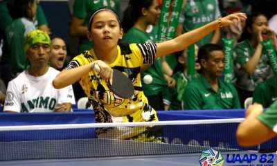 Tiebreaker Times UST remains unscathed in UAAP High School Table Tennis ADMU AdU DLSU FEU News NU Table Tennis UAAP UE UP UST  UST Girls Table Tennis UST Boys Table Tennis UP Girls Table Tennis UP Boys Table Tennis UE Girls Table Tennis UE Boys Table Tennis UAAP Season 82 High School Table Tennis UAAP Season 82 Rikki Chuaquico Paul Tolentino NU Boys Table Tennis DLSZ Girls Table Tennis Ateneo Boys Table Tennis Angelica Etrata Adamson Girls Table Tennis Adamson Boys Table Tennis