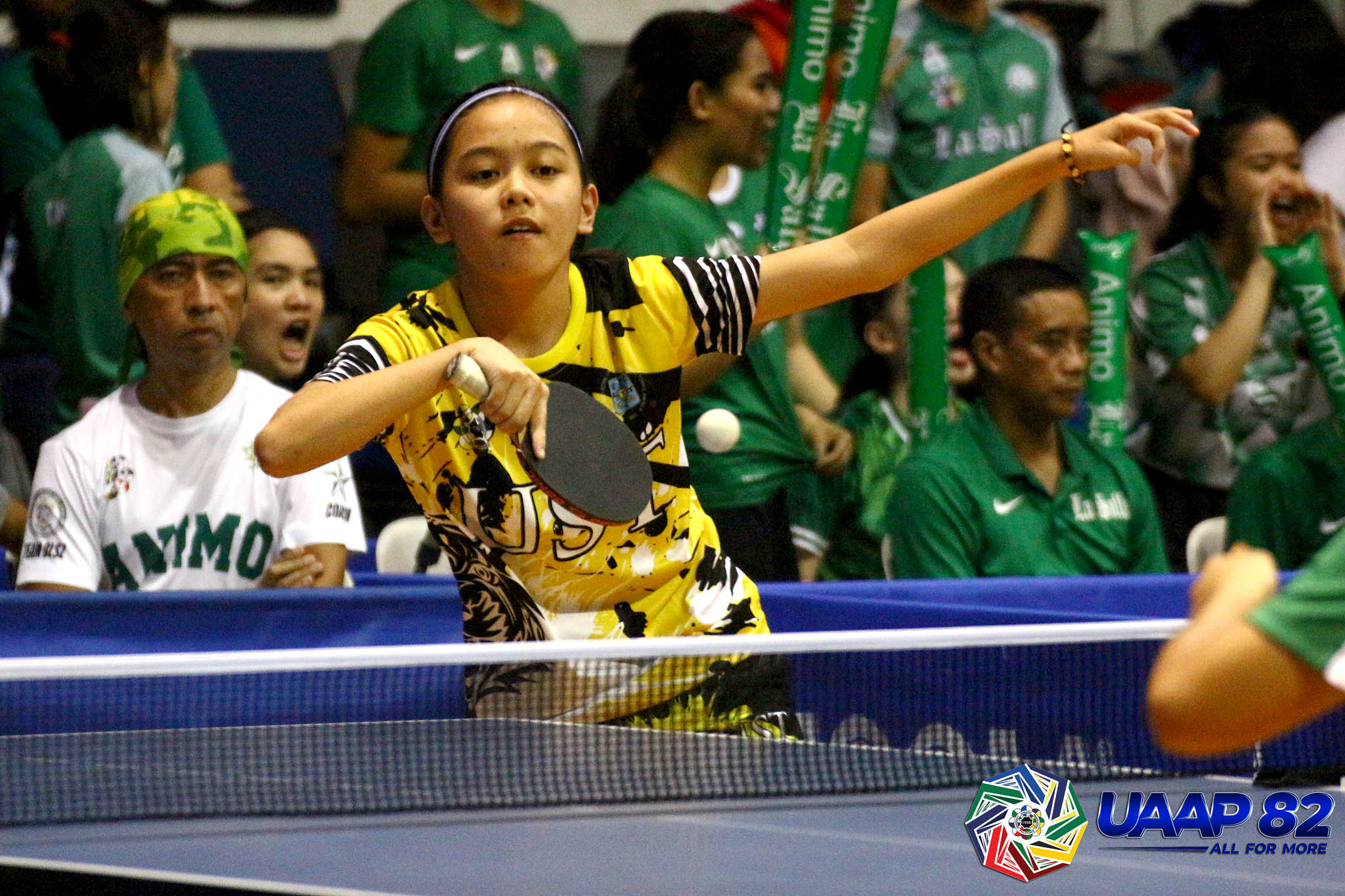 UST remains unscathed in UAAP High School Table Tennis - Tiebreaker Times