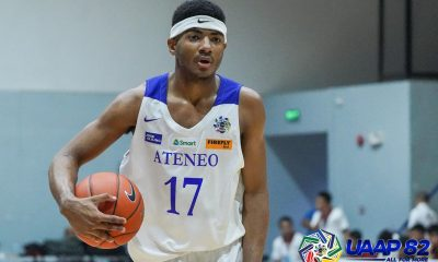 Tiebreaker Times Lebron Lopez on remaining in Ateneo High: 'I want to get my diploma' ADMU Basketball News UAAP  UAAP Season 83 Men's Basketball UAAP Season 83 Lebron Lopez East West Private Ateneo Boys Basketball