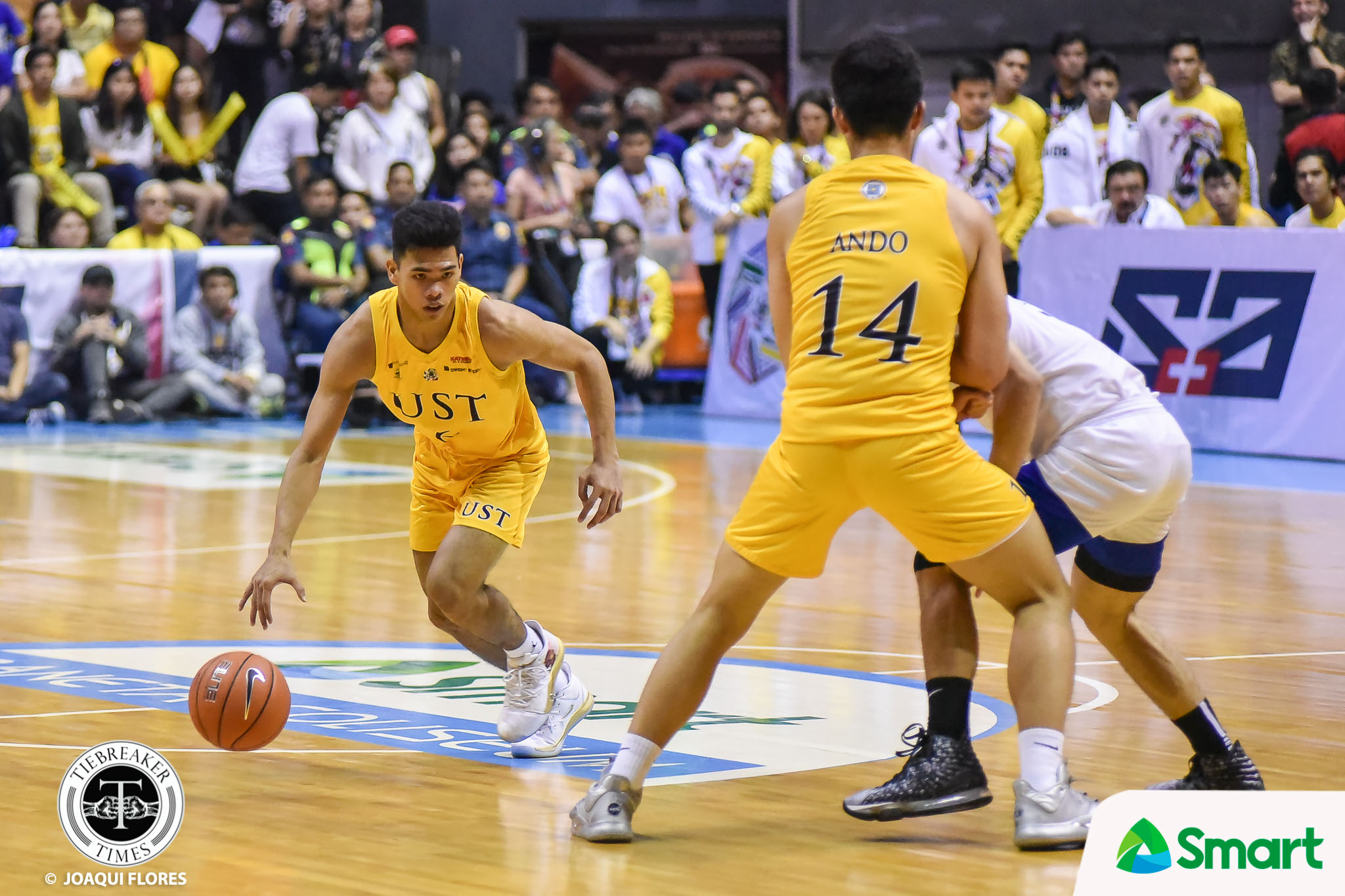 UAAP-82-MBB-Finals-G1-ADMU-vs.-UST-Nonoy-2961 Fast and Furious tandem with Mark Nonoy excites Evan Nelle Basketball DLSU News UAAP  - philippine sports news
