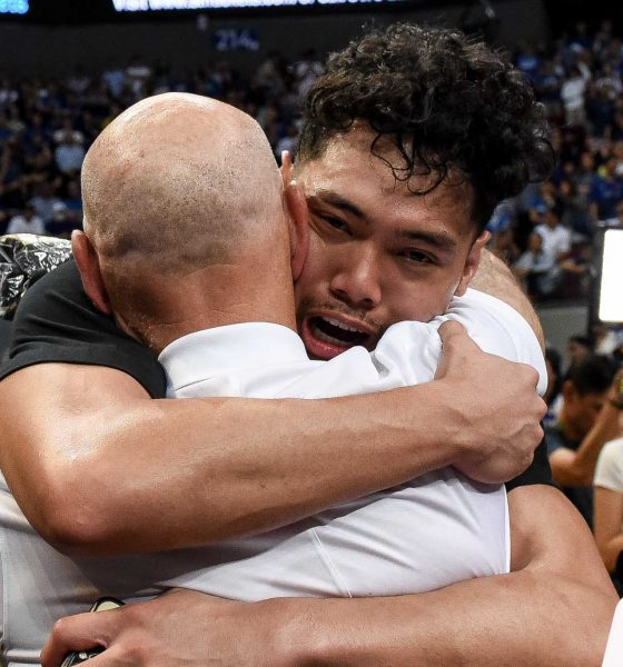 Tiebreaker Times Heartbroken Tab Baldwin on Adrian Wong: 'He's a star in the making' ADMU Basketball News UAAP  UAAP Season 82 Men's Basketball UAAP Season 82 Tab Baldwin Ateneo Men's Basketball Adrian Wong