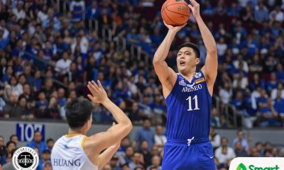 Tiebreaker Times Projected top pick Isaac Go enters PBA Draft Basketball News PBA  UAAP Season 82 Men's Basketball UAAP Season 82 PBA Season 45 Isaac Go Ateneo Men's Basketball 2019 PBA Draft