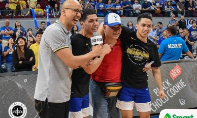Tiebreaker Times Matt and Mike can finally call themselves the winningest Nietos ADMU Basketball News UAAP  UAAP Season 82 Men's Basketball UAAP Season 82 Mike Nieto Matt Nieto Jet Nieto Ateneo Men's Basketball