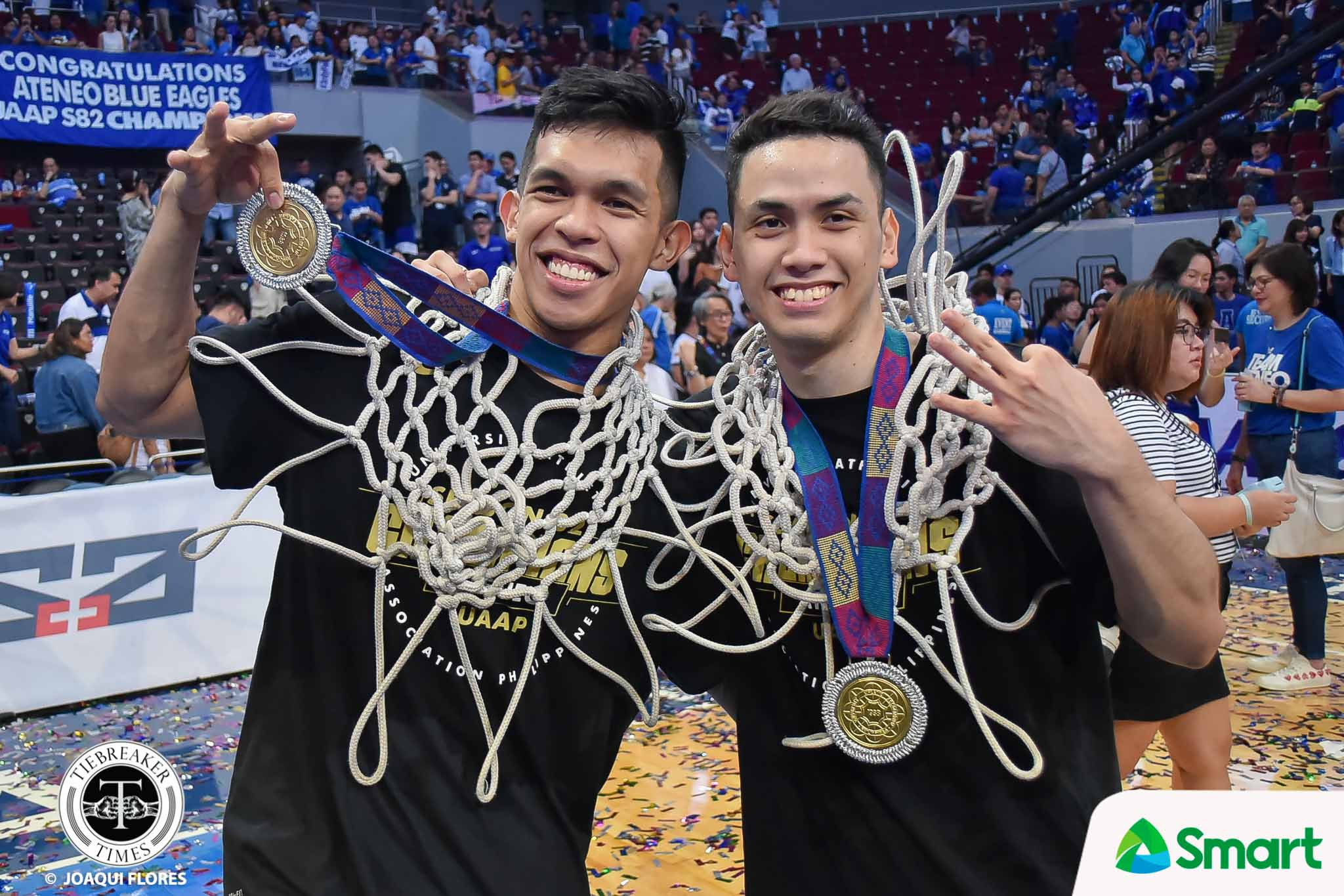 UAAP-82-MBB-Finals-G2-ADMU-vs.-UST-Ravena-Nieto-4851 After stepping out of Kiefer's shadow, Thirdy Ravena becomes history-maker ADMU Basketball News UAAP  - philippine sports news