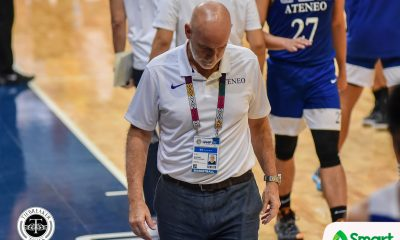 Tiebreaker Times Burned out Tab Baldwin being closely monitored in ICU ADMU Basketball Gilas Pilipinas News  Tab Baldwin Gilas Pilipinas Men Ateneo Men's Basketball 2021 FIBA Asia Cup Qualifiers 2020 PCCL National Championship