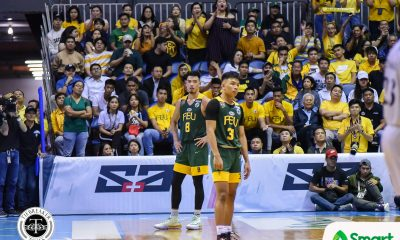Tiebreaker Times Eboña says Chabi Yo flopped, laments not getting to sing FEU Hymn one last time Basketball FEU News UAAP  UAAP Season 82 Men's Basketball UAAP Season 82 Olsen Racela FEU Men's Basketball Barkley Ebona