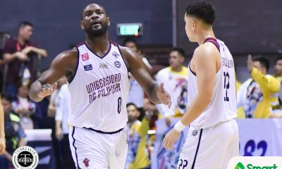 Tiebreaker Times Bright Akhuetie rues officiating anew: 'They got to be consistent' Basketball News UAAP UP  UP Men's Basketball UAAP Season 82 Men's Basketball UAAP Season 82 Bright Akhuetie