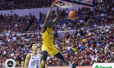 Tiebreaker Times UST unleashes mayhem on UP, sends semis to win-or-go-home Basketball News UAAP UP UST  UST Men's Basketball UP Men's Basketball UAAP Season 82 Men's Basketball UAAP Season 82 Soulemane Chabi Yo Sherwin Concepcion Ricci Rivero Rhenz Abando Mark Nonoy Juan Gomez De Liano CJ Cansino Bright Akhuetie Bo Perasol Aldin Ayo