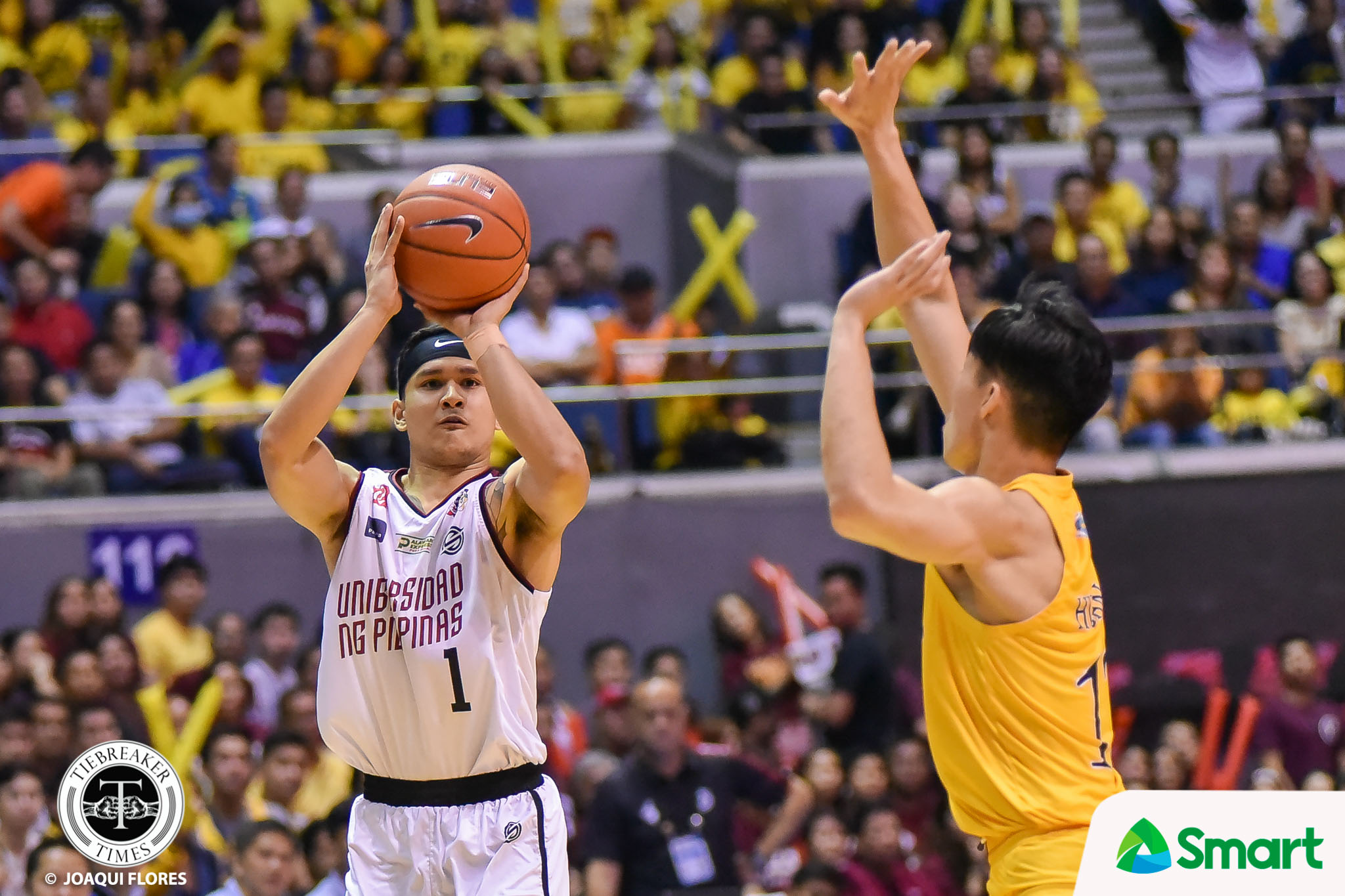 Tiebreaker Times Juan GDL wants UP to prove naysayers wrong come do-or-die game Basketball News UAAP UP  UP Men's Basketball UAAP Season 82 Men's Basketball UAAP Season 82 Juan Gomez De Liano