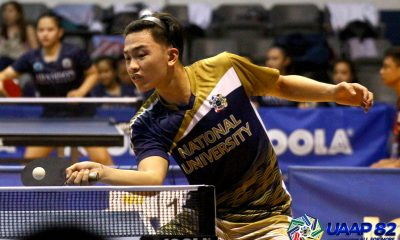 Tiebreaker Times John Diez outlasts DLSU's Remitio, powers NU to UAAP Men's Table Tennis Finals AdU DLSU News NU Table Tennis UAAP  UAAP Season 82 Men's Table Tennis UAAP Season 82 Tarak Cabrido NU Men's Table Tennis John Polido John Diez Isaac Ineria Enric Remitio DLSU Men's Table Tennis Daniel Ocon Christian Crisostomo Adamson Men's Table Tennis