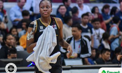 Tiebreaker Times UST Growling Tigresses far from content with close loss to NU Basketball News UAAP UST  UST Women's Basketball UAAP Season 82 Women's Basketball UAAP Season 82 Haydee Ong