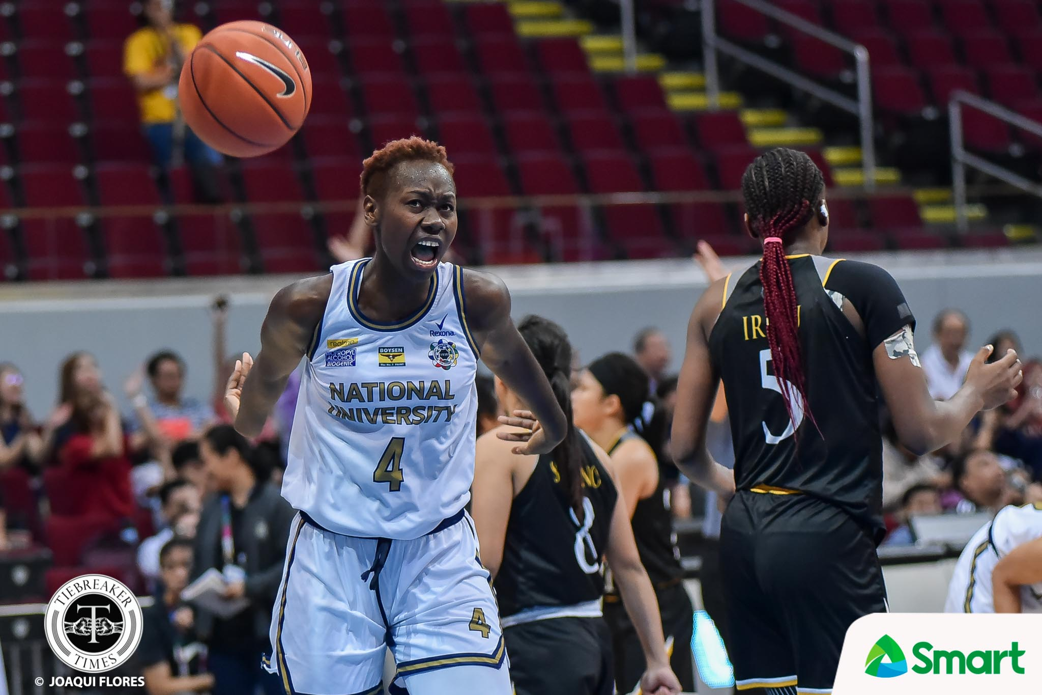 UAAP-82-WBB-Finals-G1-NU-vs.-UST-Itesi-3857 Gilas Women hope to have naturalized player by 2022 Basketball Gilas Pilipinas News  - philippine sports news