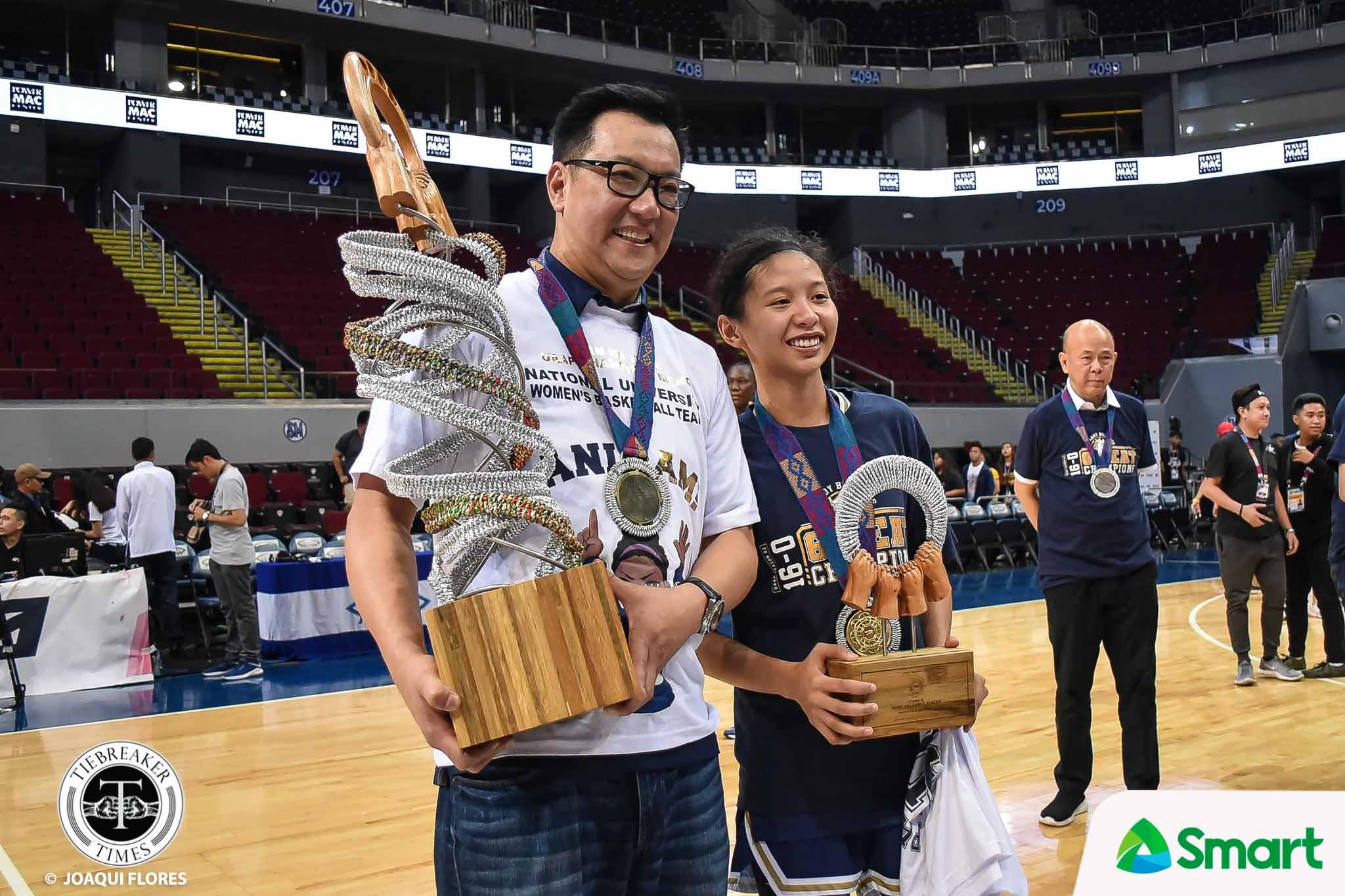 UAAP-82-WBB-Finals-G2-NU-vs.-UST-Patrick-Aquino-Del-Carmen-5978 Monique Del Carmen ready to come out of 'comfort zone' in WNBL Basketball NBL News  - philippine sports news