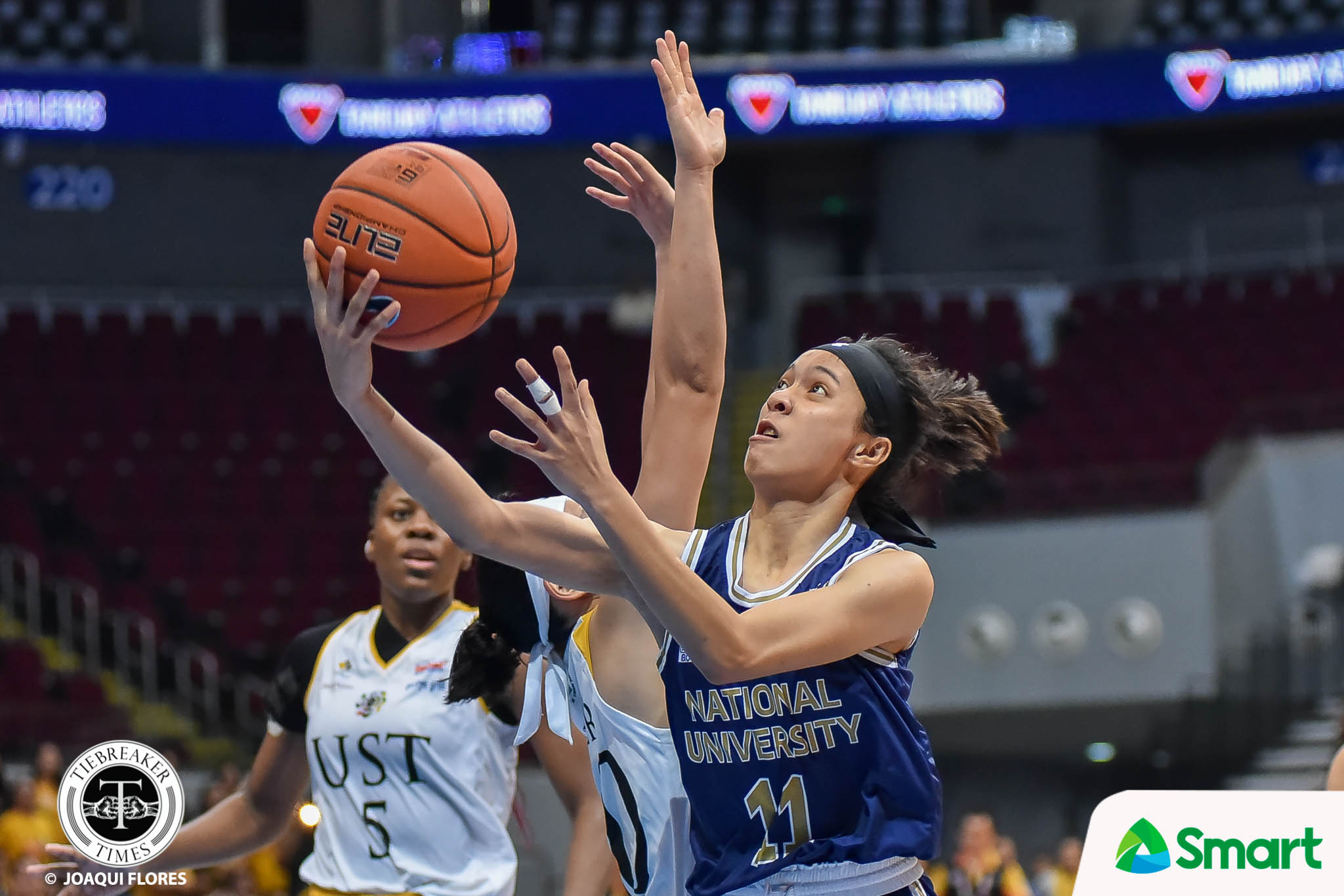 Tiebreaker Times Kaye Pingol has only one regret in two years with NU Basketball News NU UAAP  UAAP Season 82 Women's Basketball UAAP Season 82 NU Women's Basketball Kaye Pingol