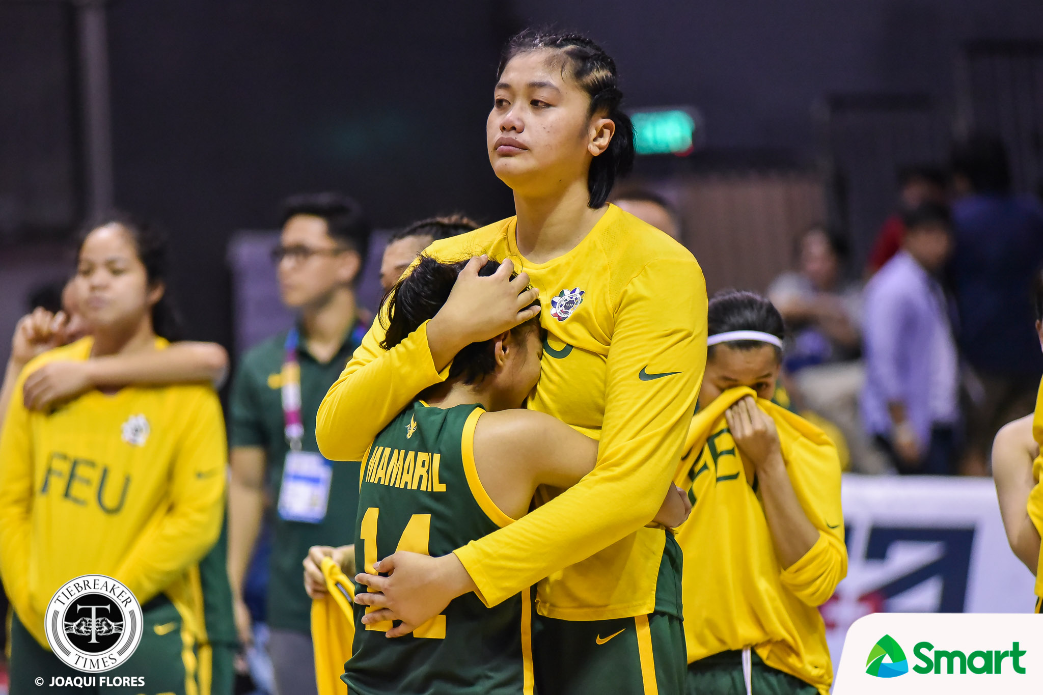 Tiebreaker Times Despite somber exit, Clare Castro glad to have kept promise to FEU Basketball FEU News UAAP  UAAP Season 82 Women's Basketball UAAP Season 82 FEU Women's Basketball Clare Castro