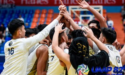 Tiebreaker Times NU Bullpups open UAAP Boys' Basketball defense bid vs FEU ADMU AdU Basketball DLSU FEU News NU UAAP UE UP UST  UST Boys Basketball UPIS Boys Basketball UE Boys Basketball UAAP Season 82 Boys' Basketball UAAP Season 82 NU Boys Basketball Kevin Quiambao Goldwin Monteverde FEU Boys Basketball DLSZ Boys Basketball Carl Tamayo Ateneo Boys Basketball Adamson Boys Basketball