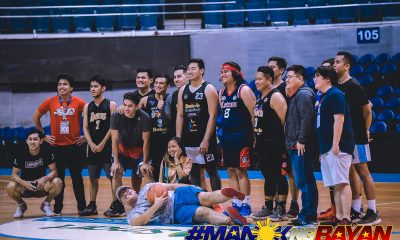 Tiebreaker Times Collegiate Press Corps fend off Ateneo to advance to UAAP Goodwill Games finale ADMU Basketball News UAAP  UAAP Season 82 Goodwill Games UAAP Season 82 UAAP Media UAAP Hosts (Goodwill Games) Ryan Monteclaro Roy Cayanan Miguel Fortuna Chibueze Ikeh Bong Lozada Bacon Austria Anton Altamirano Alvin Pasaol Allyn Bulanadi