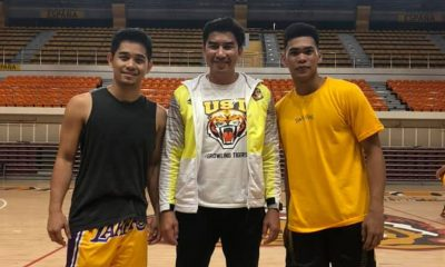 Tiebreaker Times UST taps Mark Cruz to mentor Mark Nonoy Basketball News UAAP UST  UST Men's Basketball UAAP Season 82 Men's Basketball UAAP Season 82 Mark Nonoy Mark Cruz