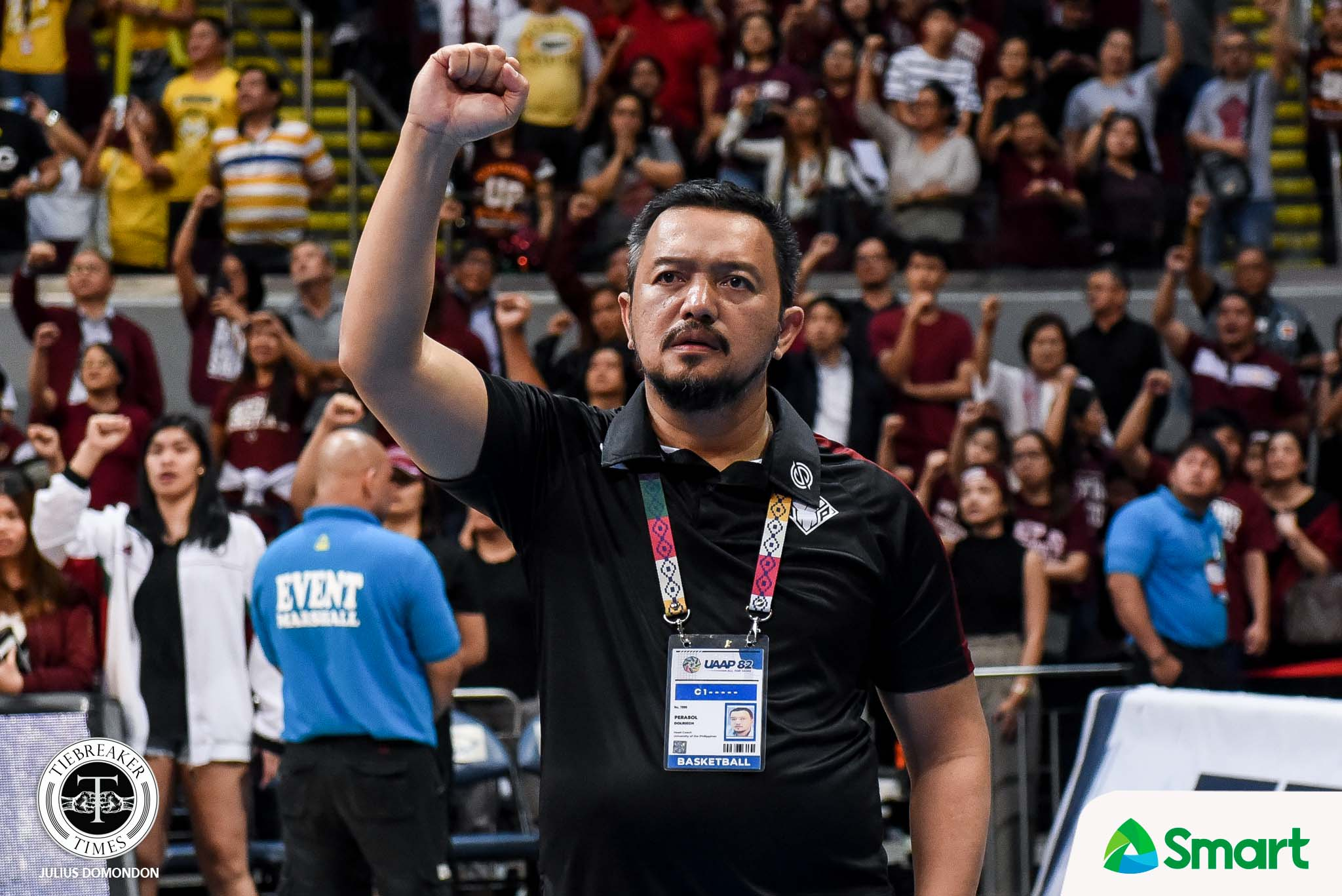 Tiebreaker Times Bo Perasol hopes UP program continues with or without him Basketball News UAAP UP  UP Men's Basketball UAAP Season 82 Men's Basketball UAAP Season 82 Bo Perasol