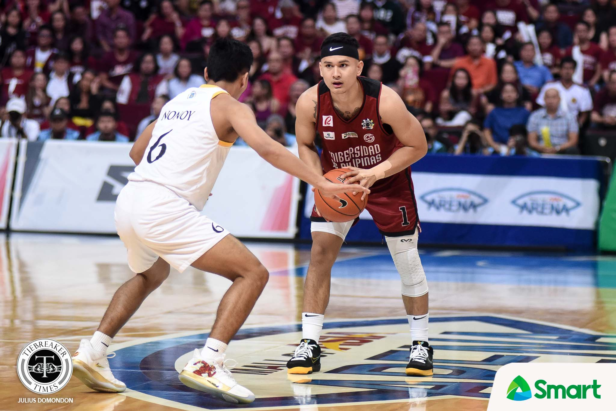 Tiebreaker Times Gomez de Liaño brothers thinking about future in UP Basketball News UAAP UP  UP Men's Basketball UAAP Season 82 Men's Basketball UAAP Season 82 Juan Gomez De Liano Javi Gomez de Liano