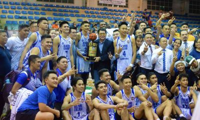 Tiebreaker Times UCBL remain committed to hold Season 5 this academic year Basketball News UCBL  University of Batangas Brahmans UCBL Season 5 Philippine Christian University-Dasmarinas Dolphins Olivarez College Sea Lions NCBA Wildcats Lyceum of the Philippines University-Batangas Pirates Franklin Evidente Diliman College Blue Dragons CEU Scorpions