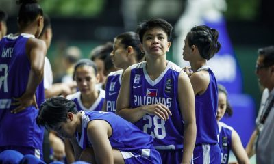 Tiebreaker Times Gemma Miranda out for Gilas SEA Games campaign due to ACL tear 2019 SEA Games Basketball Gilas Pilipinas News  Patrick Aquino Mar Prado Gilas Pilipinas Women Gemma Miranda 2019 SEA Games - Basketball 2019 SEA Games