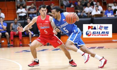 Tiebreaker Times Jason Brickman proves he can keep up with PBA guards ABL Alab Pilipinas Basketball News  Jason Brickman Gilas Tune-up 2019-20 ABL Season