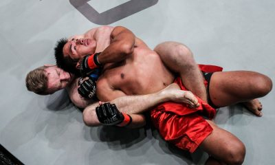 Tiebreaker Times Toni Tauru out to continue mastery over Geje Eustaquio Mixed Martial Arts News ONE Championship  Toni Tauru ONE: Masters of Fate Geje Eustaquio