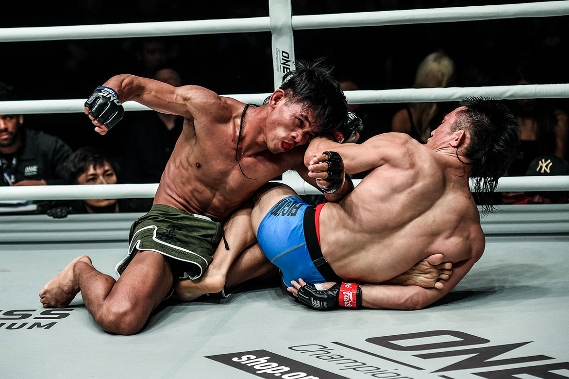 Tiebreaker Times No Regrets For Ramon Gonzales after letdown in China Mixed Martial Arts News ONE Championship  Ramon Gonzales ONE: Age of Dragons Kyokushin Karate-Do