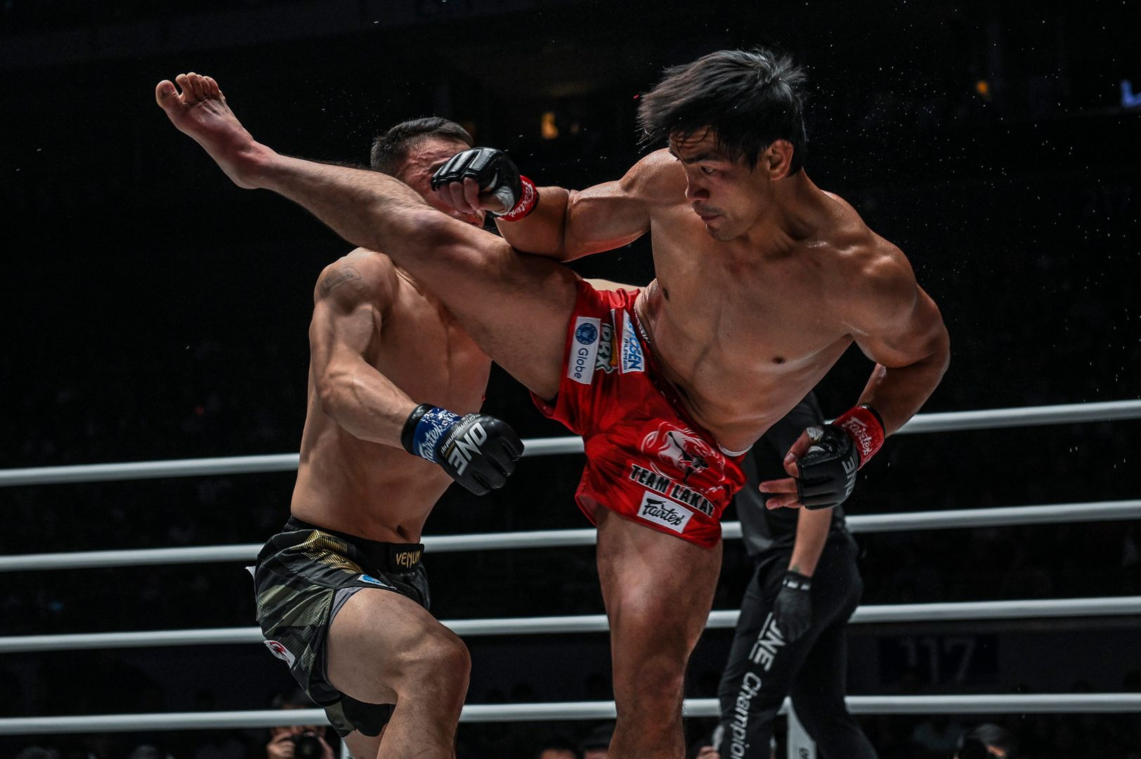 Tiebreaker Times Eduard Folayang takes the win, but feels he should have done more Mixed Martial Arts News ONE Championship  Team Lakay ONE: Masters of Fate Eduard Folayang