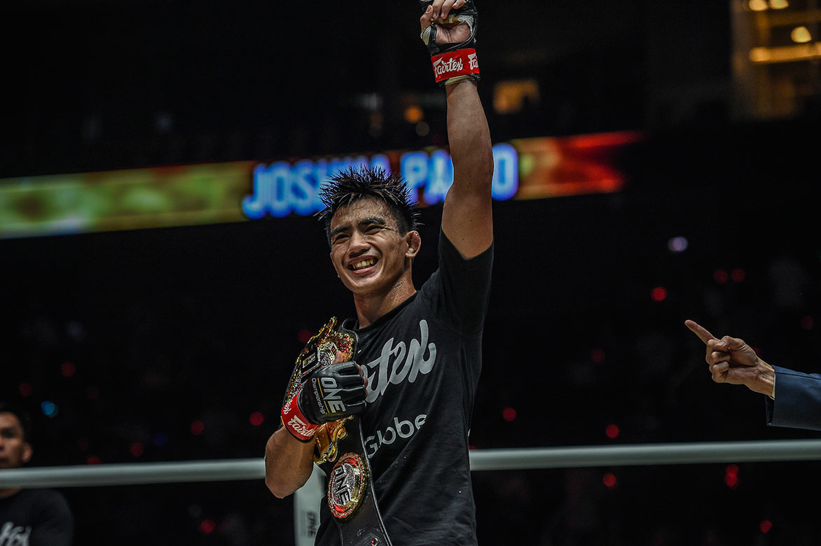 Tiebreaker Times Affected by Team Lakay's slump, Joshua Pacio takes bounce back to heart Mixed Martial Arts News ONE Championship  Team Lakay ONE: Masters of Fate Joshua Pacio
