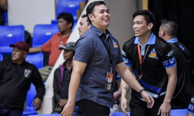 Tiebreaker Times Makati coach Cholo Villanueva on sudden resignation: 'Management believes in going another direction' Basketball MPBL News  Makati Super Crunch Cholo Villanueva 2019-20 MPBL Lakan Cup