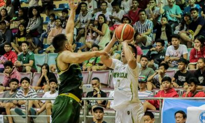 Tiebreaker Times Tonino Gonzaga does not allow Nueva Ecija to go down without a fight Basketball MPBL News  Tonino Gonzaga Nueva Ecija Rice Vanguards Charles Tiu 2019-20 mpbl season