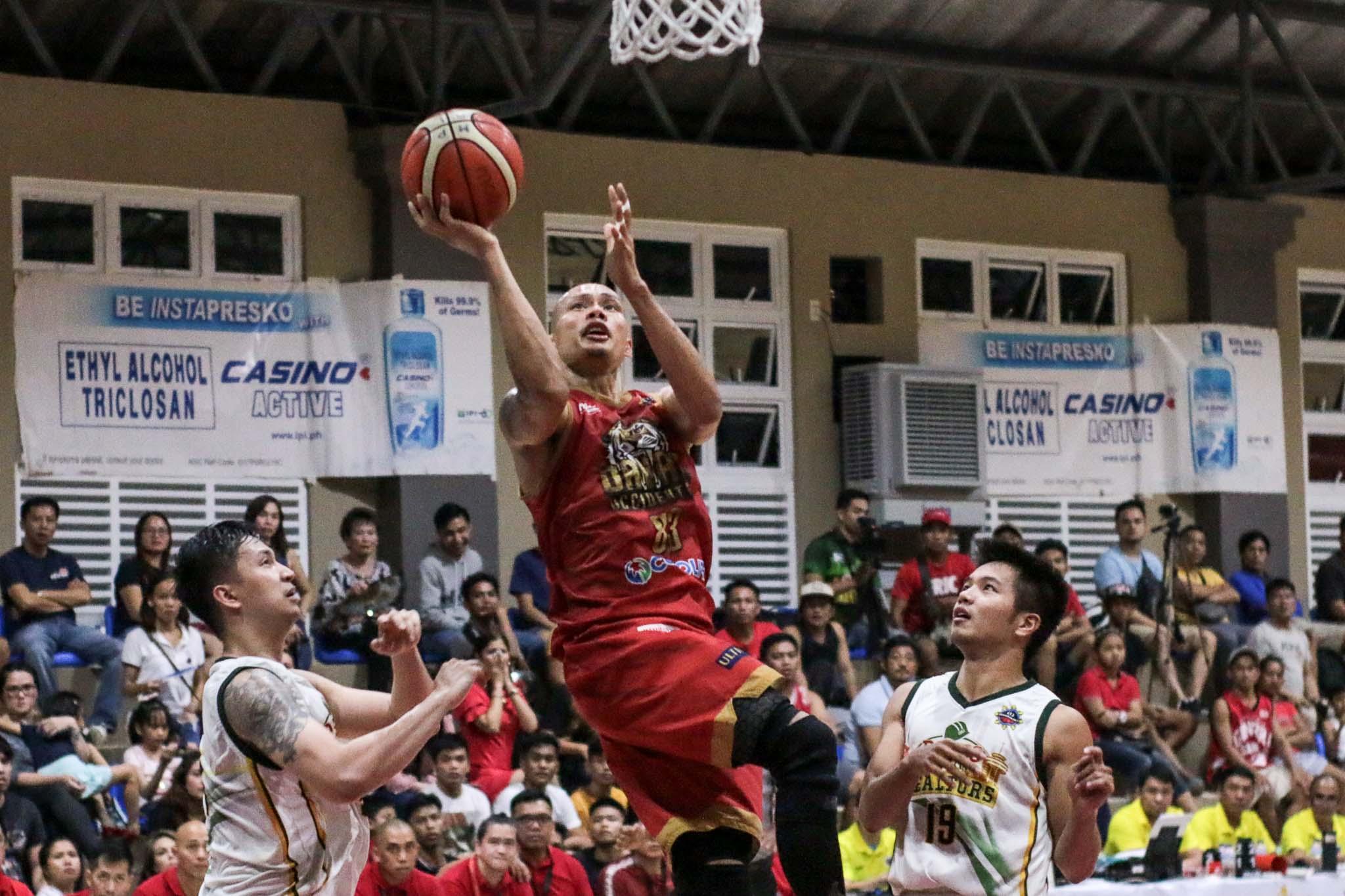 Tiebreaker Times Mark Yee takes charge as Davao Occidental ekes out win over Pasig in MPBL Basketball MPBL News  Yvan Ludovice Robbie Manalang Pasig-Sta. Lucia Realtors Mark Yee Josan Nimes Fonzo Gotladera Don Dulay 2019-20 mpbl season